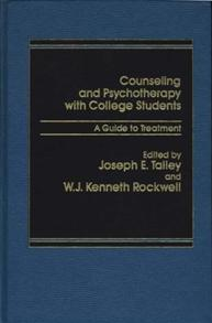 Counseling and Psychotherapy with College Students cover image
