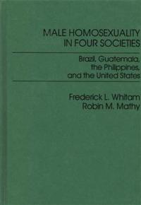 Male Homosexuality in Four Societies cover image