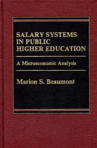Salary Systems in Public Higher Education cover image