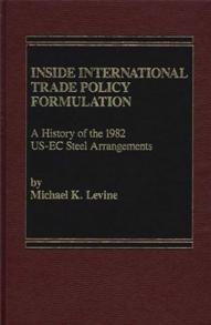 Inside International Trade Policy Formulation cover image