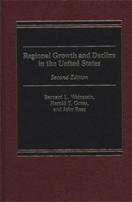Regional Growth and Decline in the United States, 2nd Edition cover image