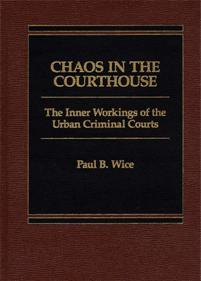 Chaos in the Courthouse cover image
