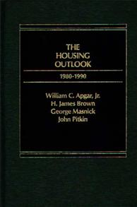 The Housing Outlook, 1980-1990 cover image