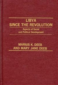Libya Since the Revolution cover image