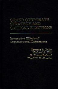 Grand Corporate Strategy and Critical Functions cover image