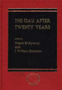 The OAU After Twenty Years cover image