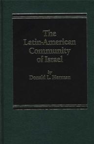 The Latin-American Community of Israel cover image