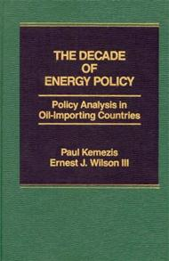 The Decade of Energy Policy cover image