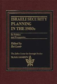 Israeli Security Planning in the 1980s cover image