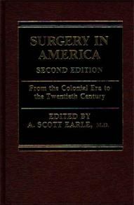 Surgery in America cover image