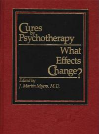 Cures by Psychotherapy cover image