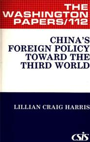China's Foreign Policy Toward the Third World. cover image