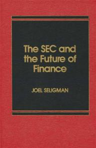 SEC and the Future of Finance cover image