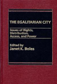 The Egalitarian City cover image