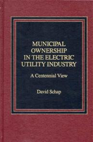 Municipal Ownership in the Electric Utility Industry cover image