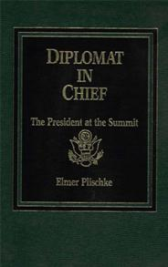 Diplomat in Chief cover image