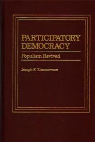 Participatory Democracy cover image