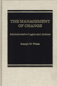 The Management of Change cover image