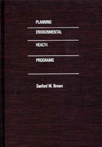 Planning Environmental Health Programs cover image
