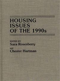 Housing Issues of the 1990s cover image