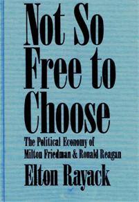 Not So Free to Choose cover image