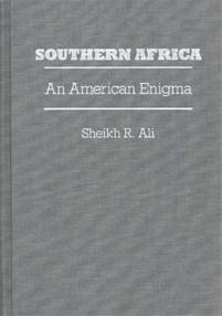 Southern Africa cover image