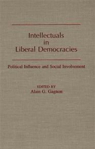 Intellectuals in Liberal Democracies cover image