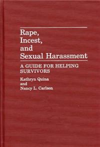 Rape, Incest, and Sexual Harassment cover image