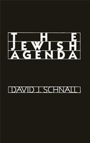 The Jewish Agenda cover image