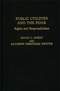 Public Utilities and the Poor cover image