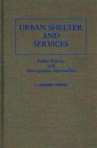 Urban Shelter and Services cover image
