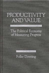 Productivity and Value cover image