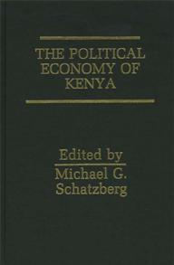 The Political Economy of Kenya cover image