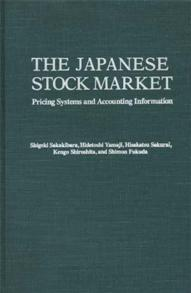 The Japanese Stock Market cover image