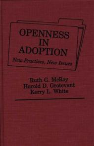 Openness in Adoption cover image