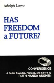 Has Freedom a Future? cover image