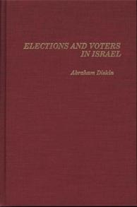 Elections and Voters in Israel cover image