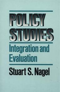Policy Studies cover image
