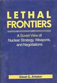 Lethal Frontiers cover image