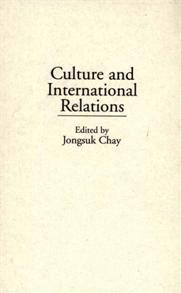 Culture and International Relations cover image