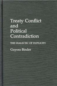 Treaty Conflict and Political Contradiction cover image