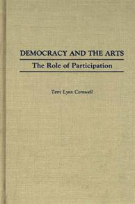 Democracy and the Arts cover image