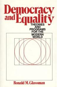 Democracy and Equality cover image