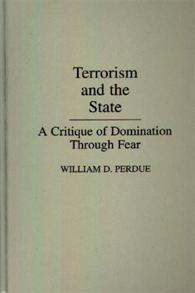 Terrorism and the State cover image