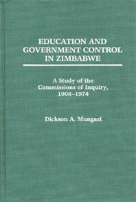 Education and Government Control in Zimbabwe cover image