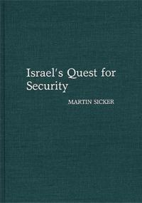 Israel's Quest for Security cover image