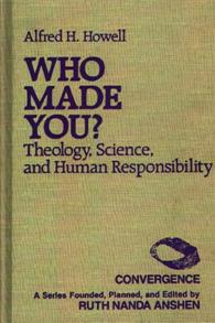 Who Made You? cover image