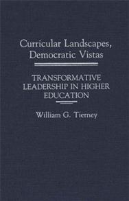 Curricular Landscapes, Democratic Vistas cover image