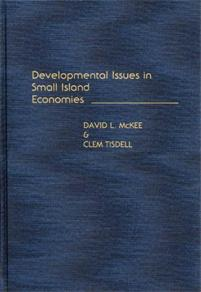 Developmental Issues in Small Island Economies cover image