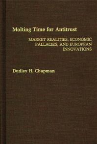 Molting Time for Antitrust cover image